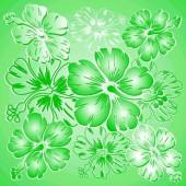 Лютик зеленый