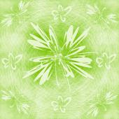 Василек зеленый